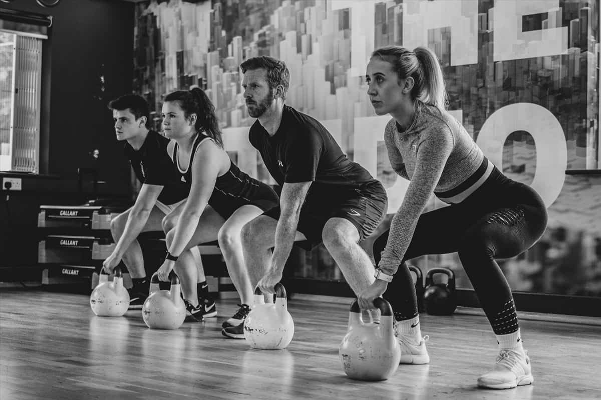 Group Personal Training Sessions