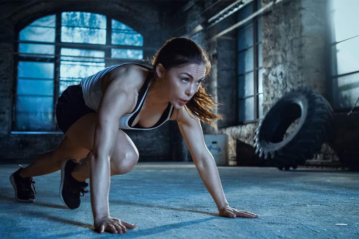 Stronger, leaner, faster